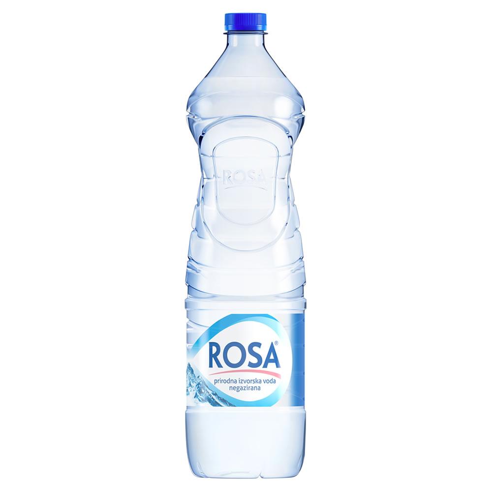 Voda negazirana ROSA 1,5L