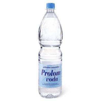 Voda negazirana Prolom 1,5L